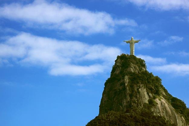 Jesus Statue in Brazil