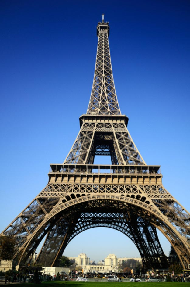 Eiffel tower travel information facts map best time to for Places to stay in paris near eiffel tower