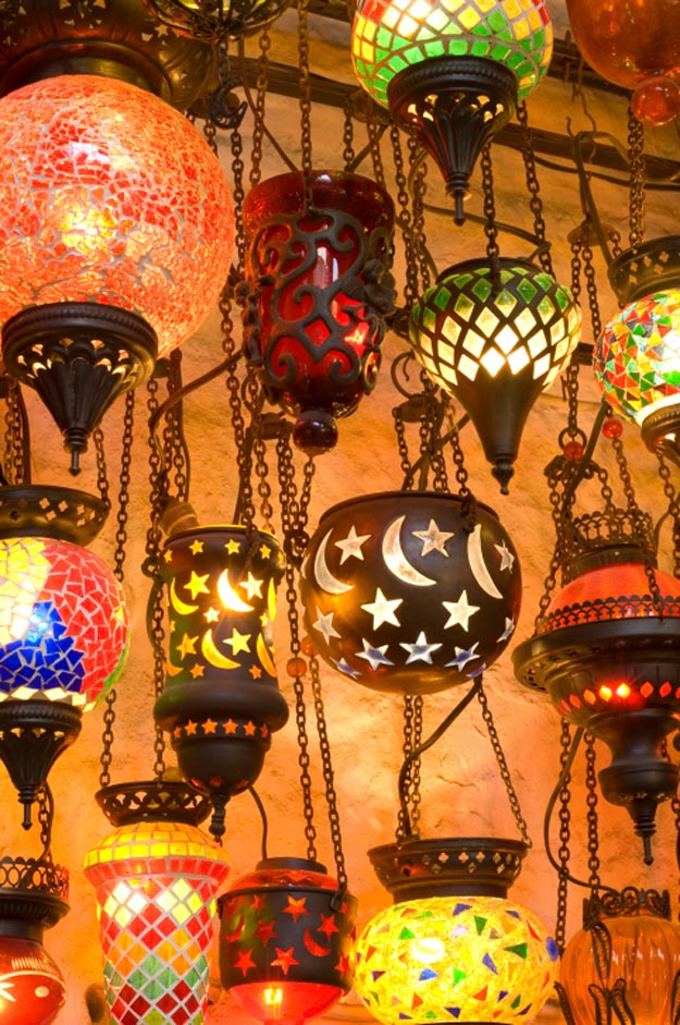 One of the world's first shopping malls, the Grand Bazaar in Istanbul, Turkey is also one of the largest covered markets today.
