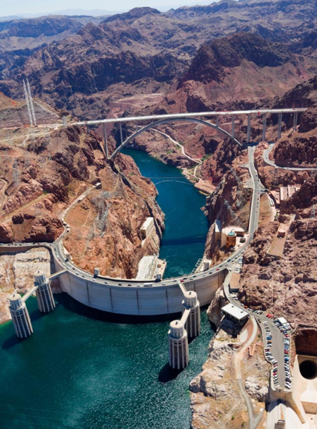Hoover Dam Nevada  Arizona  Facts Location Map Best time to visit
