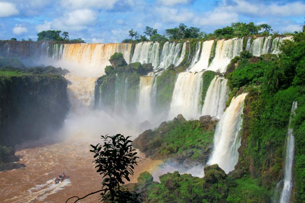 Iguazu Falls Travel Information