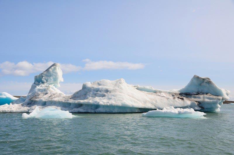 Jokulsarlon Lagoon Iceberg
