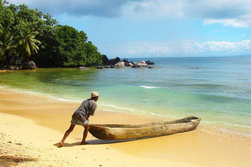 Madagascar Travel Information Location Facts Airports - Where is madagascar