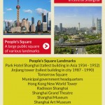 Shanghai Travel Infographic