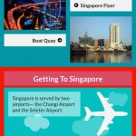 Singapore Travel Infographic