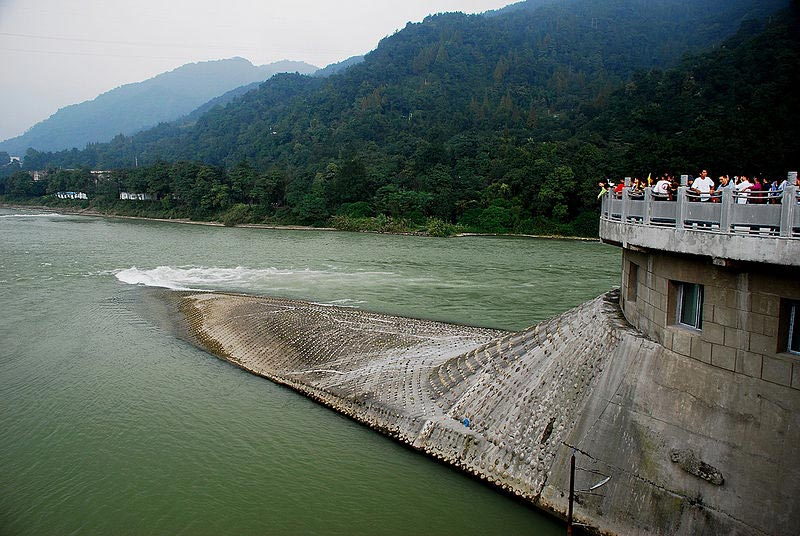Dujiangyan Irrigation System, China