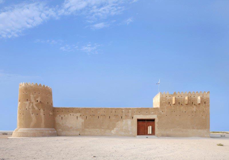 Zubarah fort, Qatar