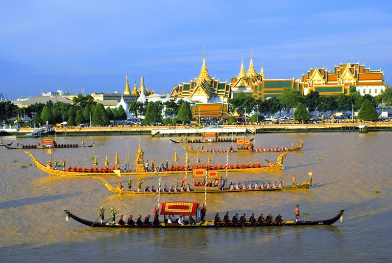 Royal Barges Bangkok