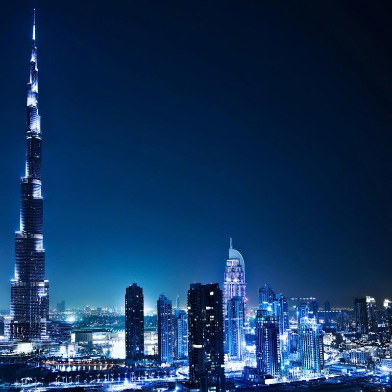 Burj Khalifa, Burj Dubai