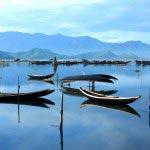 Cau Hai lagoon (Thua Thien Hue, Vietnam)