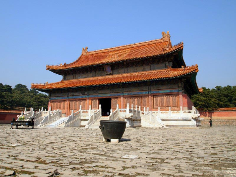 Eastern Qing Tombs, China