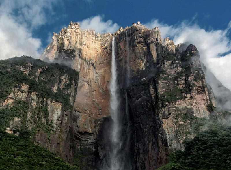 Angel Falls – The Highest Waterfall in the World