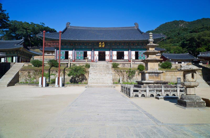 Haeinsa Temple, South Korea