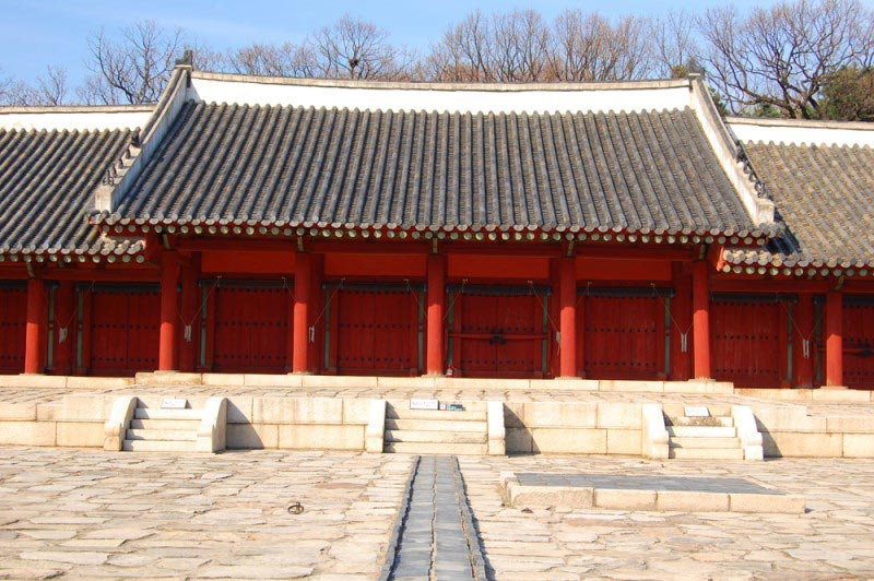 Jongmyo Shrine, Seoul