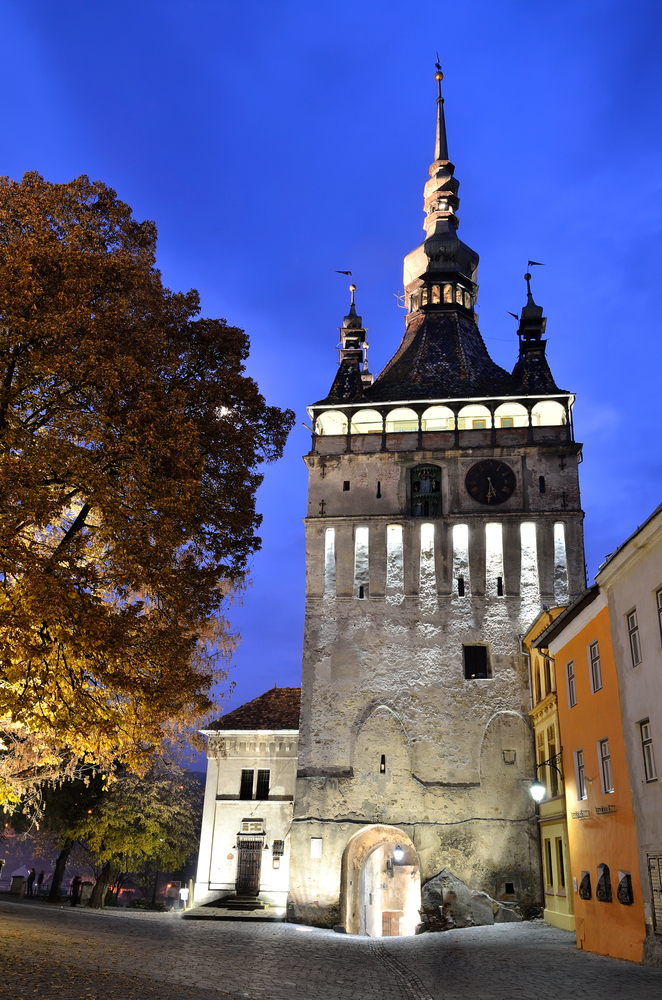 Sighisoara – Historic Centre of Sighişoara