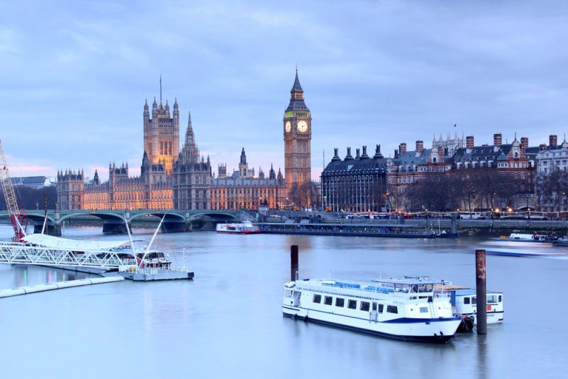 River Thames, London