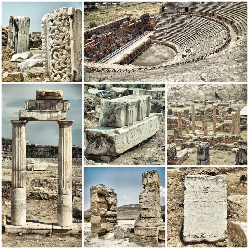 Hierapolis Travel Information