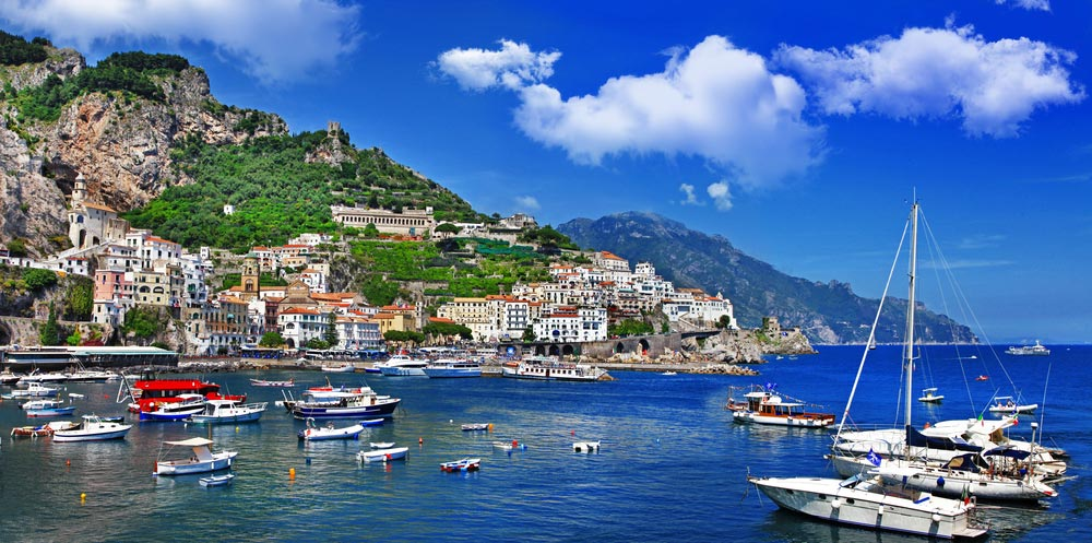 Amalfi Coast Travel Information