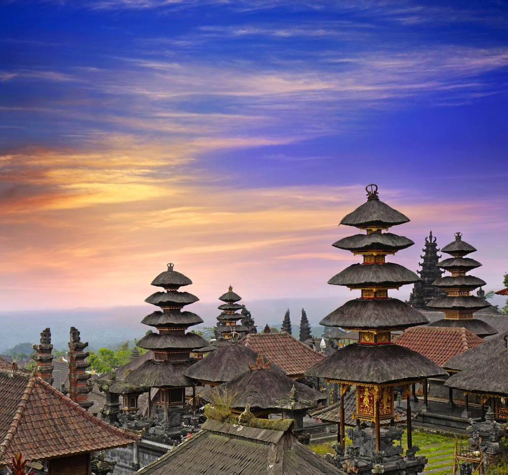 Bali Travel Information Map Location Facts Best Time To Visit - Where is bali located