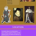 Palace of Fontainebleau Infographic