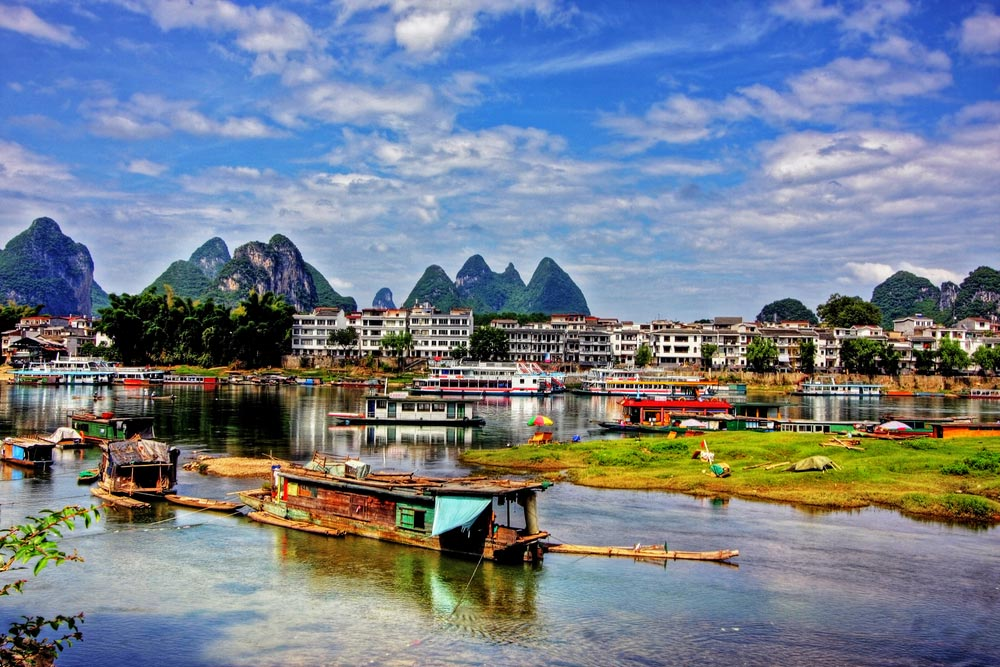 Li River Cruise Travel Information