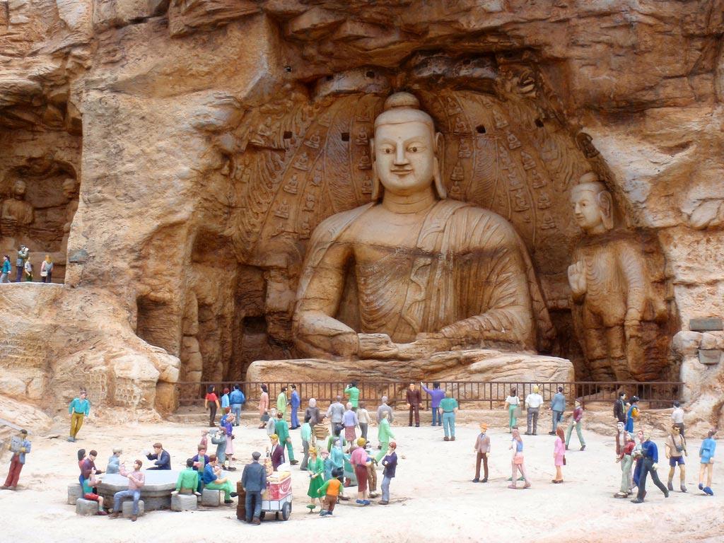 Mogao Caves, China
