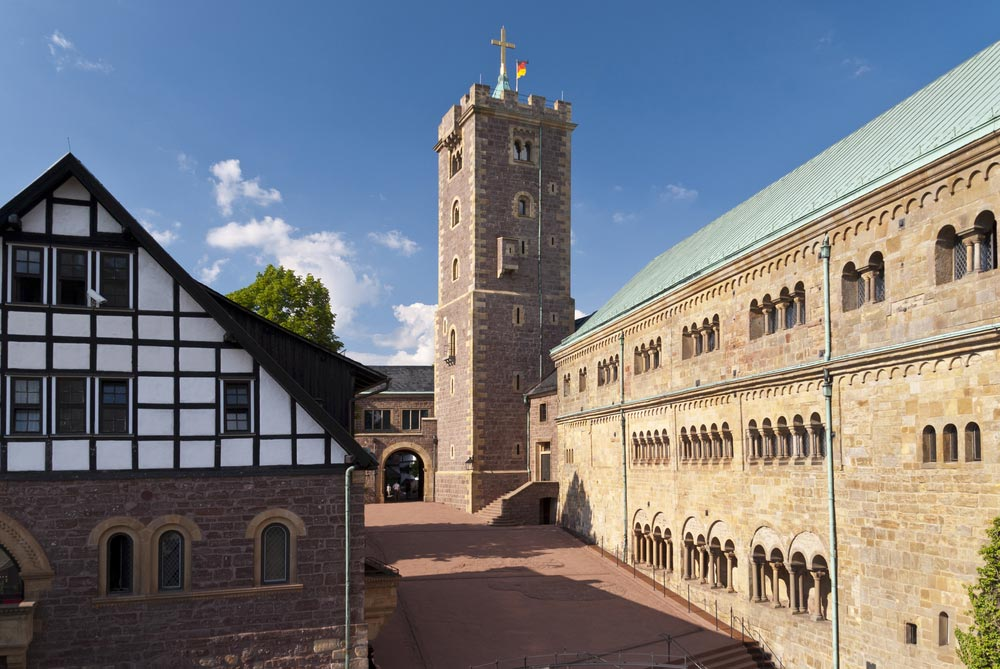 Wartburg Castle, Germany