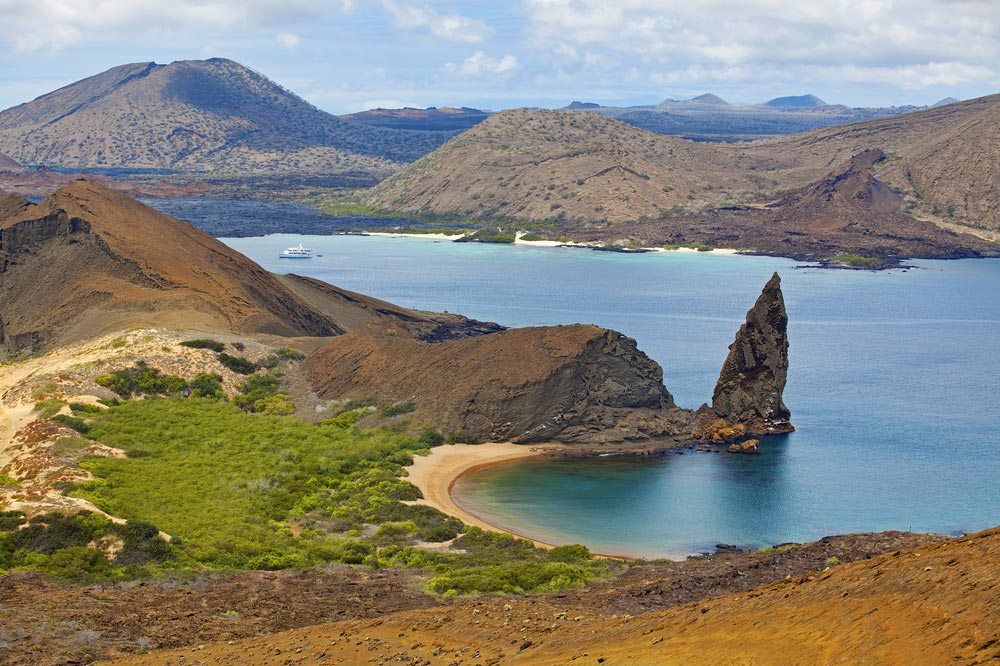 Galapagos Islands - World's first UNESCO world heritage site