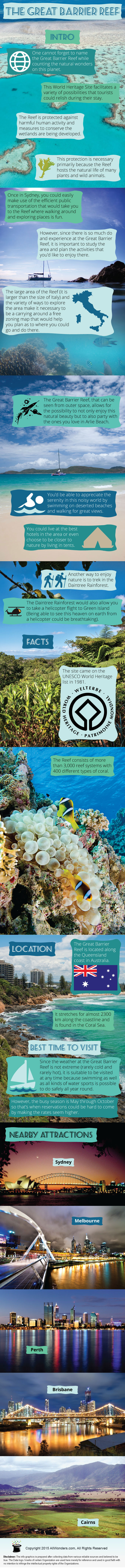 The Great Barrier Reef Facts
