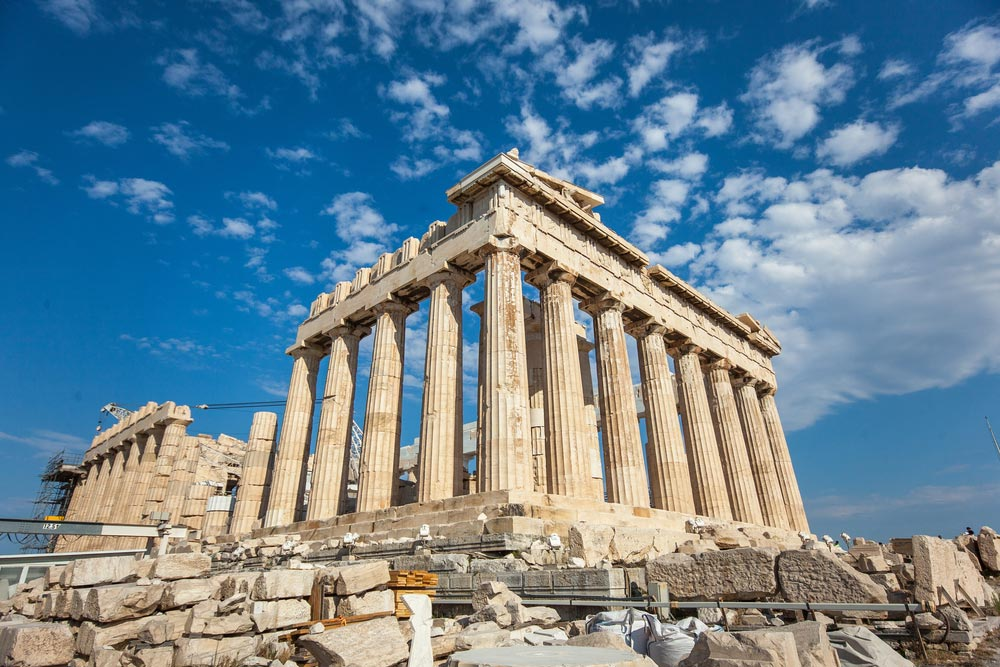 Acropolis of Athens Travel Information