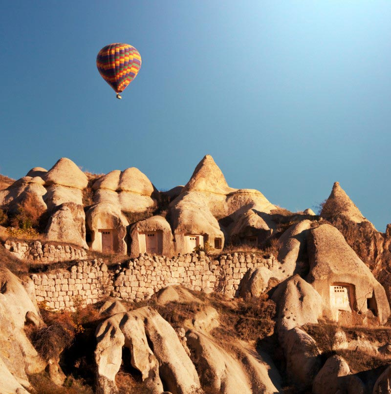 Cappadocia Travel Information