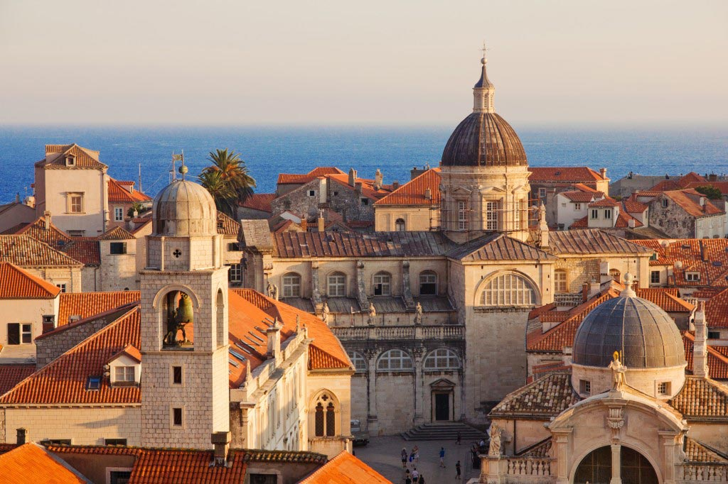 Dubrovnik City, Croatia