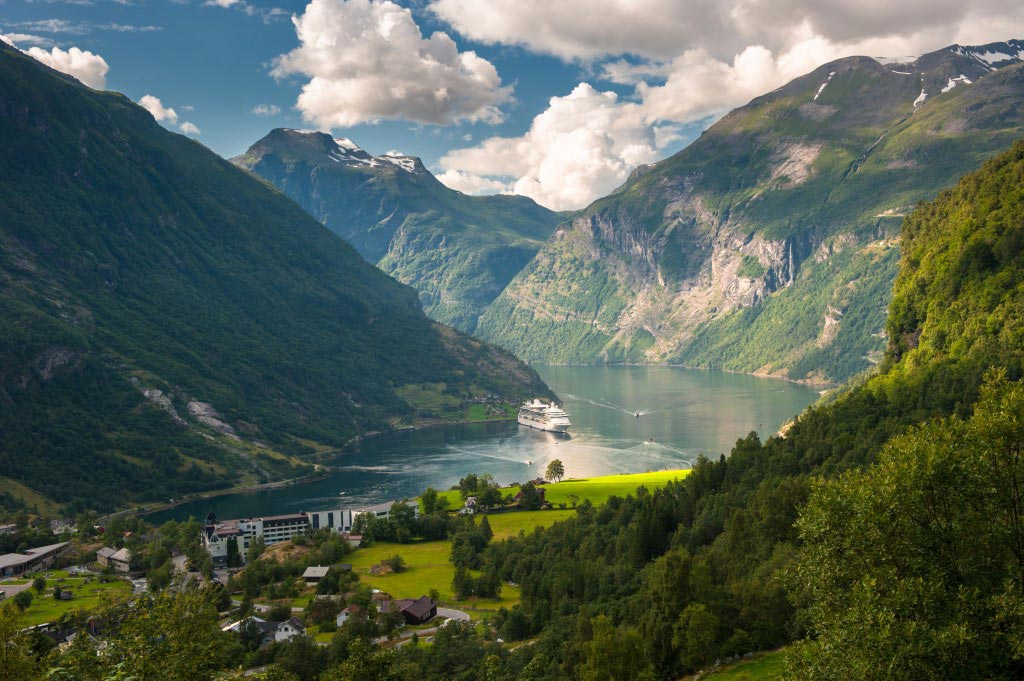 Fjords Travel Information
