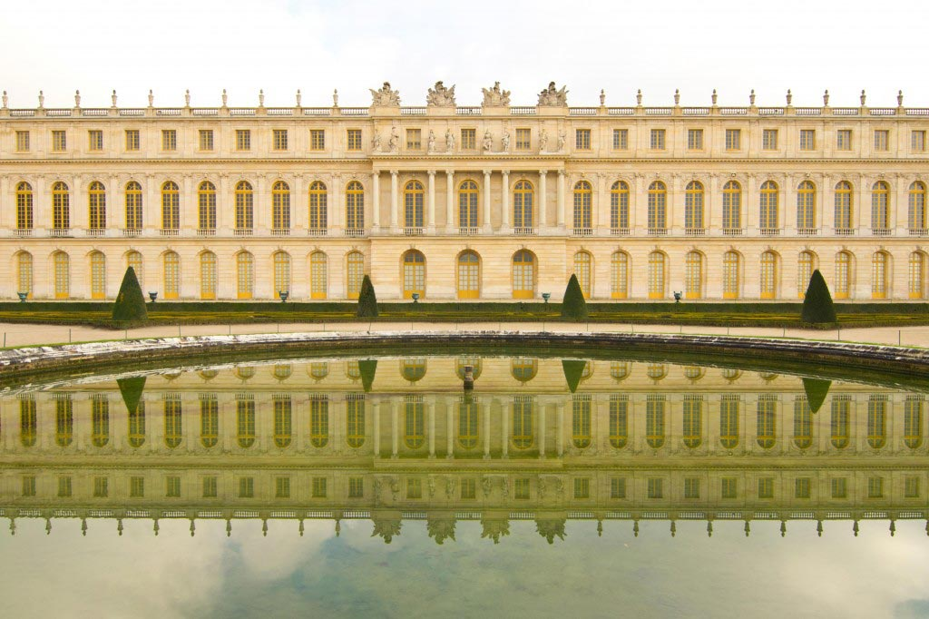 Versailles Travel Information