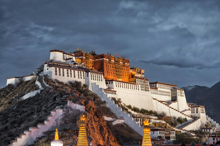 Potala Palace Travel Information