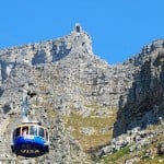 Cablecar to Table Mountain