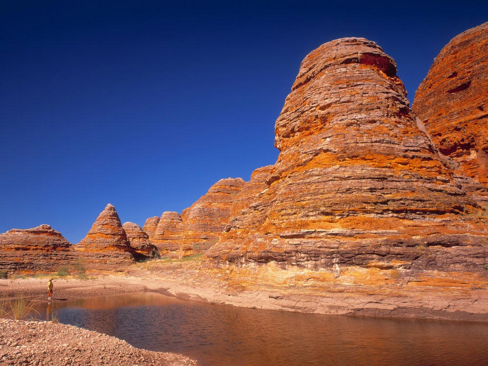 Purnululu National Park in Australia