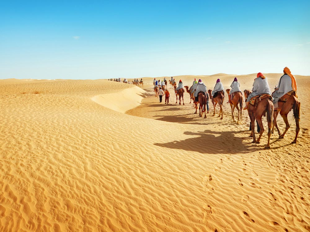Sahara Desert Travel Information