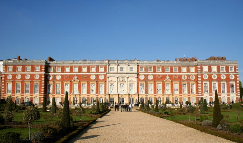 Hampton Court Palace, London