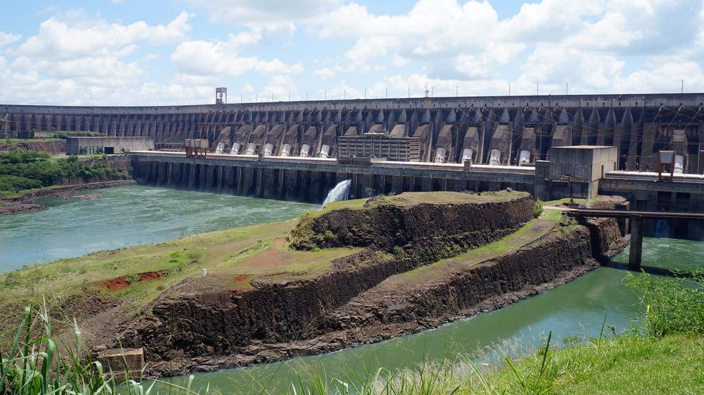 Itaipu Dam images