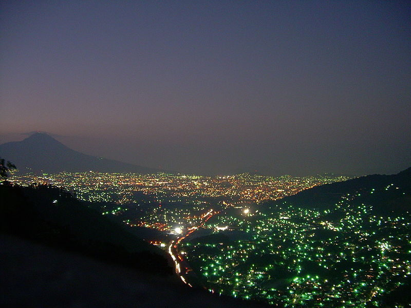 San Salvador in El Salvador