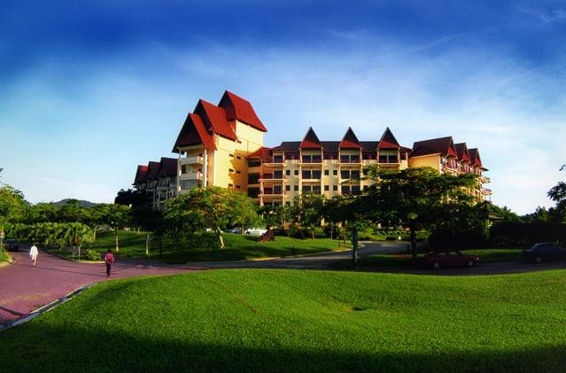 A' Famosa Resort in Malaysia