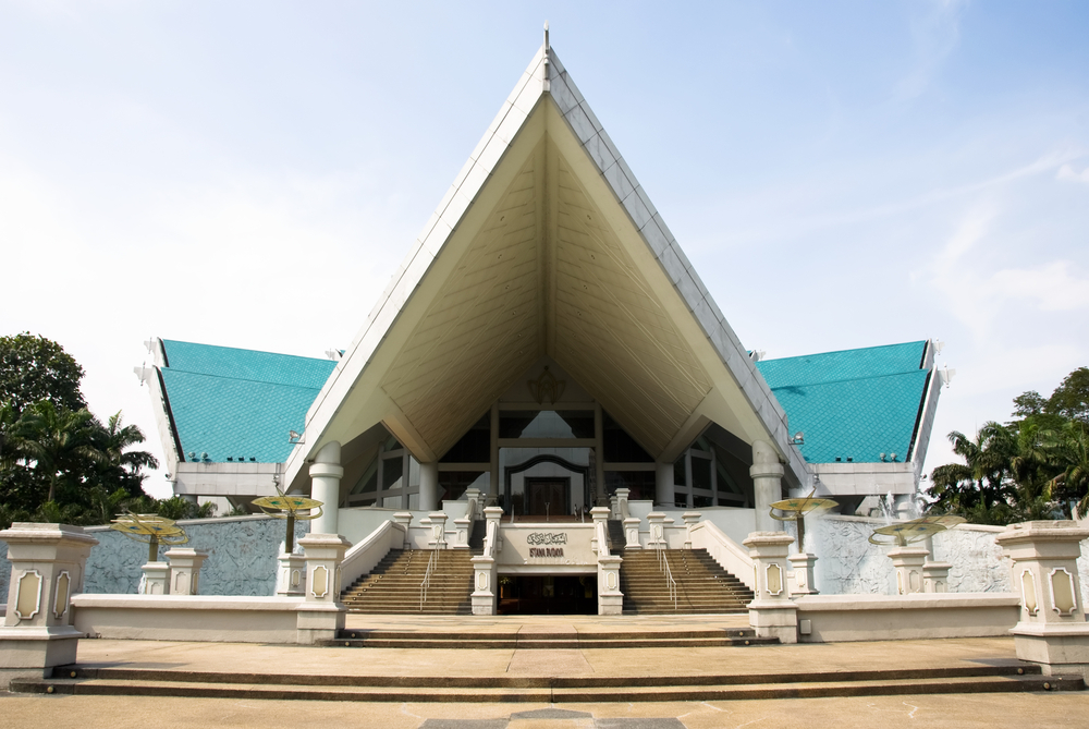 Istana Budaya in Malaysia