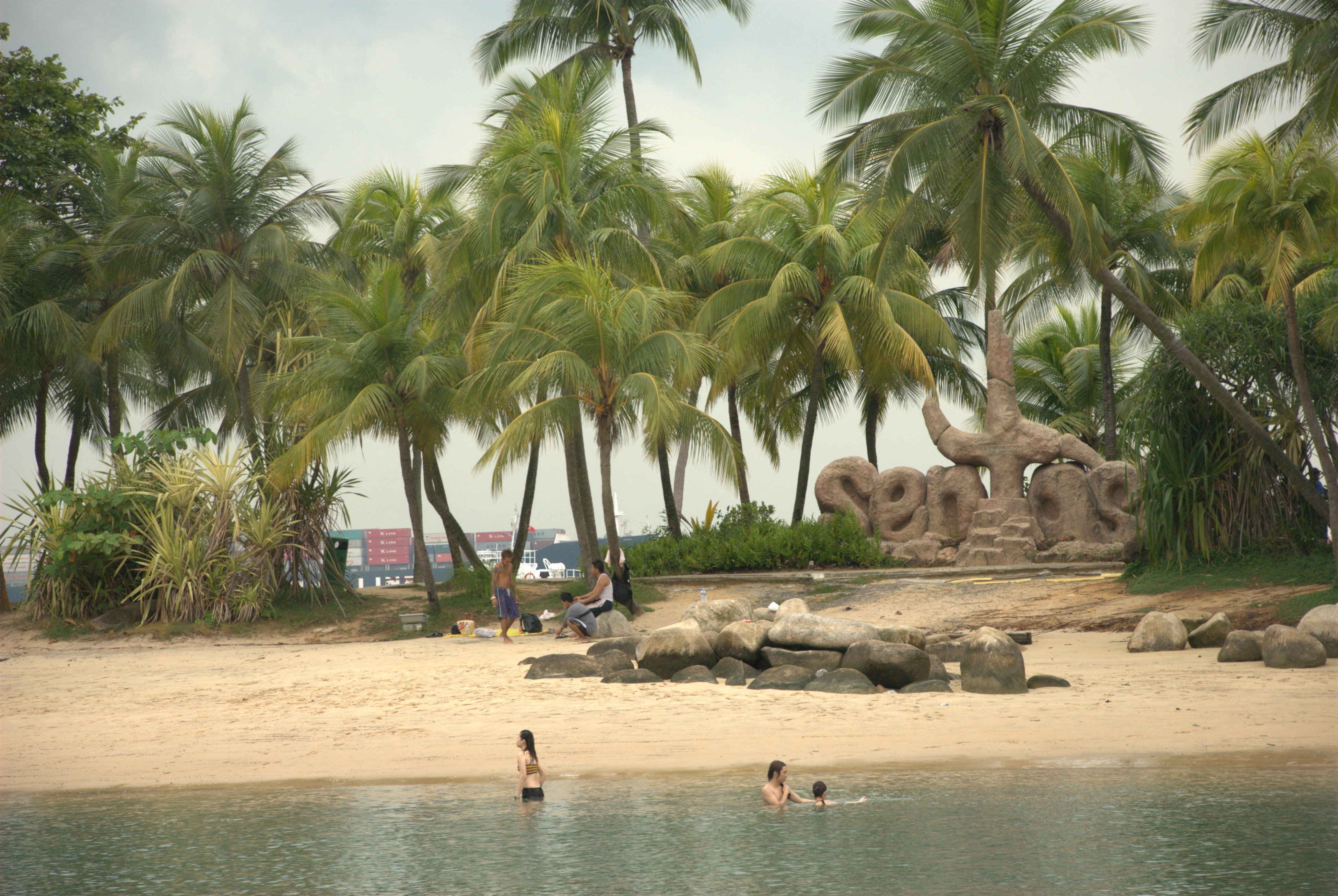 Sentosa island singapore map facts location best time to visit sentosa island singapore map facts location best time to visit hours gumiabroncs Gallery