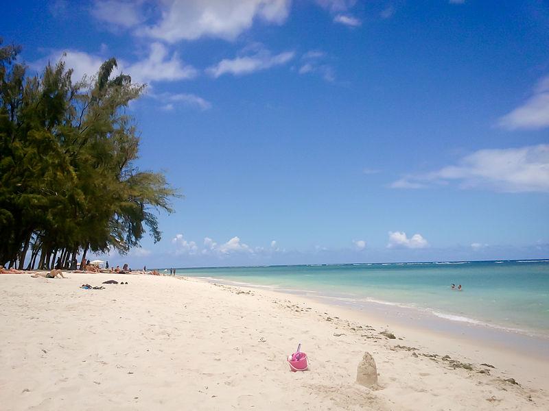 Flic En Flac, Mauritius