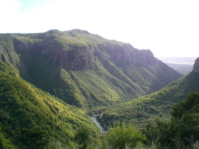 Tamarind Falls, Mauritius