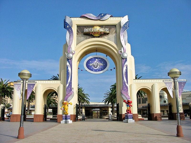 Universal Studios Japan, Osaka