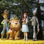 Magical Oz Go Round at Universal Studio Japan