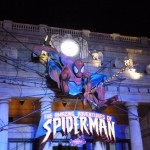 Amazing Adventures of Spiderman Universal Studio Japan