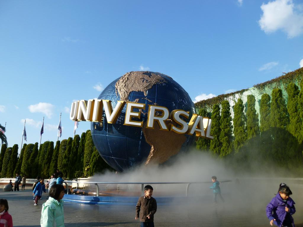 Universal Studio Osaka Japan
